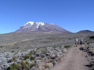 Kibo Summit of Kilimanjaro
