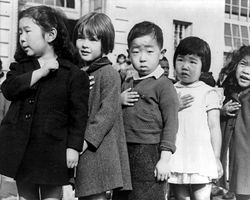April 1942, Weill Public School, San Francisco