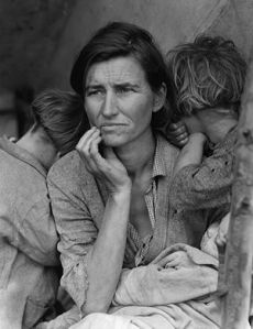 Lange's Migrant Mother